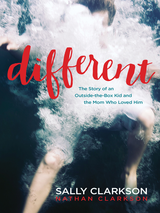 Title details for Different by Sally Clarkson - Available